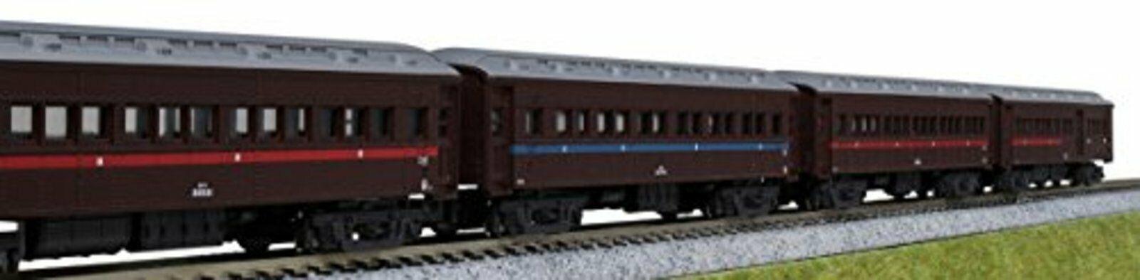 Kato N Scala Oha 32000 4-car Set Speciale Articolo 10-1344 Treno Modello Auto