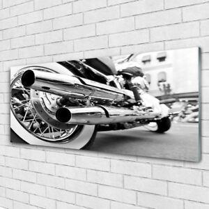 Impression sur verre acrylique Image tableau 125x50 Art Motor