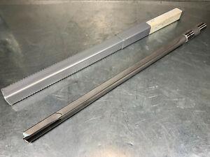 """Starcut .6700/"""" x 16/"""" OAL Carbide Tip Gun Drill Coolant Fed 3//4/"""" Shank"""
