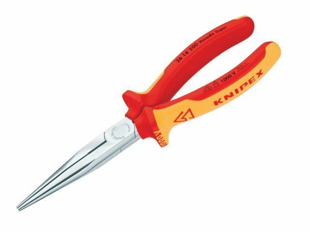 Knipex  Pinza da taglio laterale con becco lungo VDE 200mm