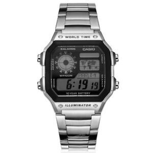 9aa7af88d8c Casio Watches top brand luxury Men Sports AE-1200WHD-1A digital ...