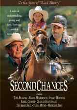 Second Chances DVD Movie Video Film Watching Love Horse Ranch Rodeo Kids Family