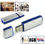 USB-Sound-Recorder-8GB-Voice-Recorder-Hidden-Spy-Digital-Audio-Evidance miniature 1
