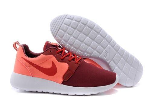 Nike Roshe Run Hyperfuse Team Orange//Team Red-Jade 636220-801 US Men Size 9