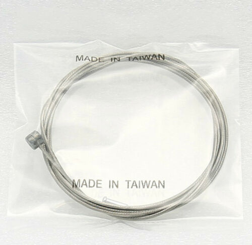 """Cap 1 PC BIKE BICYCLE 68/"""" Brake Cable Wire Stainless MTB BMX"""