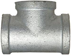 New-1-Galvanized-Steel-Straight-Tee-1-X-1-X-1-FNPT