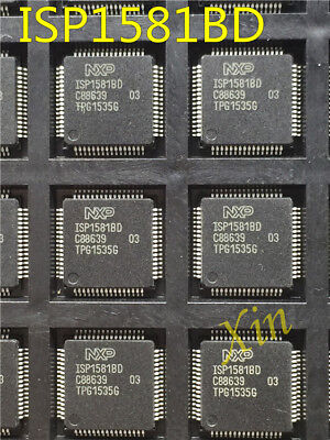 1PCS USB 2.0 DEVICE CONTROLLER IC LQFP-64 ISP1581BD