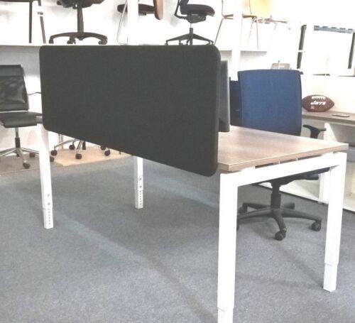 Scrivania di trafilatura-acustica divisoria per la scrivania-protezione visiva parete