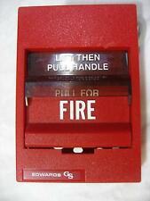 Edwards 278b 1120 Noncoded Fire Alarm Pull Box Gs