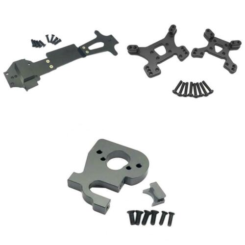 Metal Parts Kits for WLtoys 144001 1//14 RC Crawler Truck Accs Motor Holder