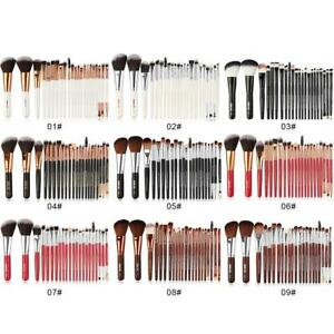 22pcs Beauty Makeup Brushes Kit Set Cosmetic Foundation Powder Blush Eye Brush