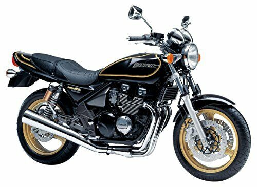 Aoshima 1 12 BIKE Kawasaki GPz400F Plastic Model Kit from From japan