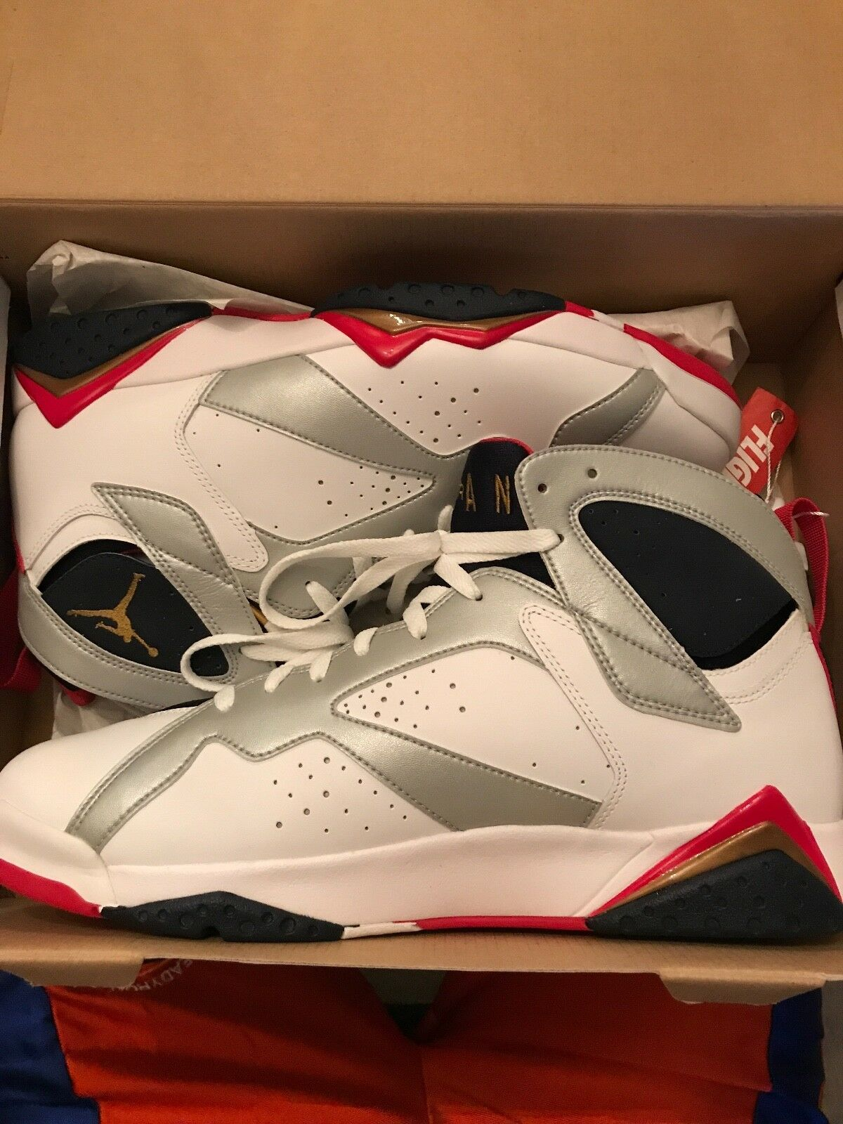 Olympic 7s Jordan Shoes 2018 Release Brand New Condition