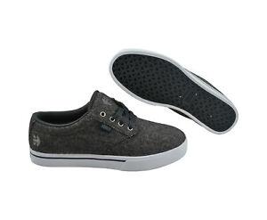 Etnies-Jameson-2-Eco-Grigio-Scuro-Skater-Scarpe-Sneaker-Grigio