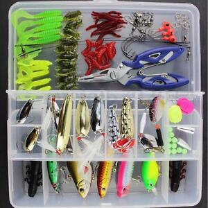 101Pcs-Fishing-Lures-Spinners-Plugs-Spoons-Soft-Bait-Pike-Trout-Salmon-Box-Set