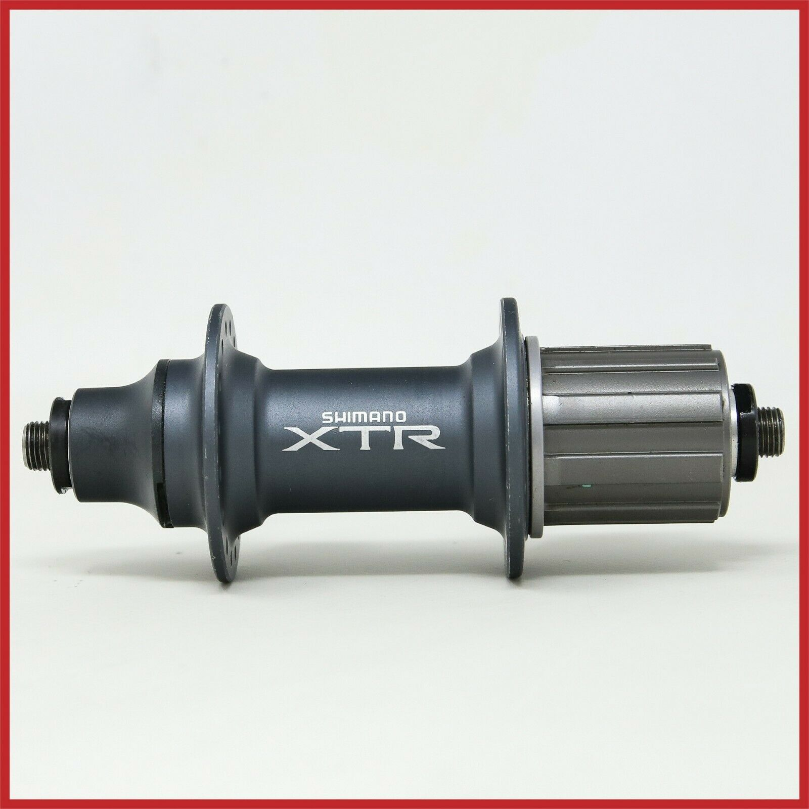 NOS SHIMANO XTR FHM950 32h HOLES 90s 8s SPEED REAR HUB VINTAGE MOUNTAIN BIKE