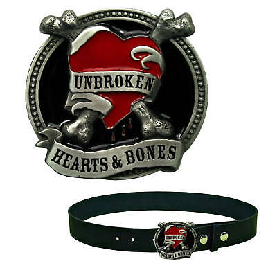 Old School Flash tattoostyle Belt Buckle Rockabilly Buckle #012