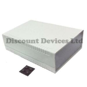 Plastic  Rack Prototype Electronics Project Case// Cabinet Box Pack of 2