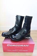 New US Army Corcoran 1500 Original Jump Boots UK Size 9