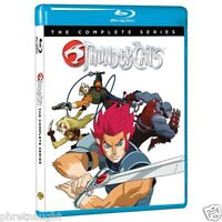Thundercats: The Complete Series Blu-ray - Authentic Us Release