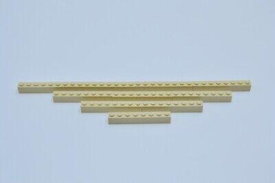 LEGO 10 x Basisstein beige Tan Brick 1x8 3008 4159774