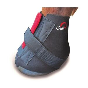 Cavallo Big Foot Horse Boot Touch Fastening Pastern Wrap BZ1333