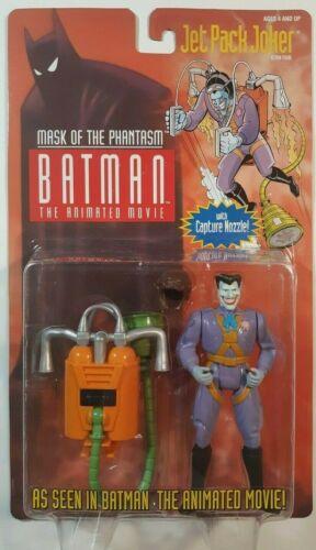 Kenner Batman The Animated Film Jet Pack Joker Action Figure 1993 Scellé