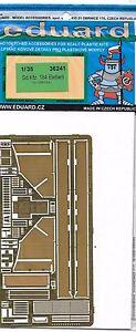 Eduard Sd. Kfz 184 Elefant Photo Etch Details 1/35 36 241 ST DO, For Tamiya