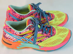 91a7983f55 ASICS Gel Noosa Tri 10 Running Shoes Women's Size 6 US Excellent ...