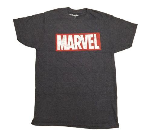 Marvel Logo Marvel Comics Licensed Adult T Shirt