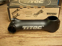 In The Box Titec Mountain Bike Threadless Stem.....black...trusted Seller
