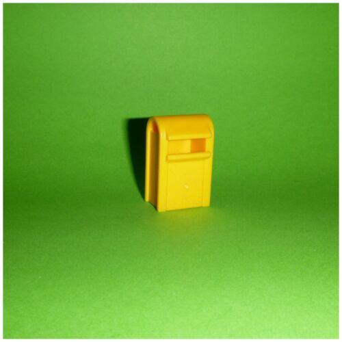 System X z.B Briefkasten gelb Playmobil von Tür aus Haus 3965