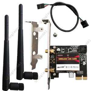 intel-dual-band-wireless-ac-7260-867Mbps-WiFi-Bluetooth-4-0-PC-Desktop-WLAN-Card
