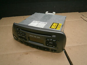 ford ka 2002 radio stereo cd player xs5f 18c815 ba model. Black Bedroom Furniture Sets. Home Design Ideas