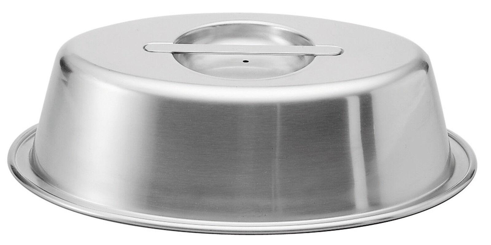 Piazza Effepi - Bell für Servierplatte Servierplatte Servierplatte erreichen oval Plate cover 6 Maße | Große Klassifizierung  e76af1
