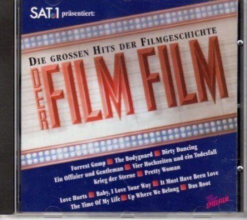 Film Film-Die großen Hits der Filmgeschichte Star Wars, Bill Medley/Jenni.. [CD]