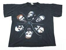 Vtg 1998 Rammstein T-Shirt XL neue deutsche härte rock band metal industrial