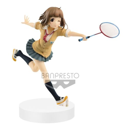 Idolmaster Cinderella Girls Yuzu Kitami Character EXQ Figure Statue Banpresto