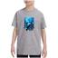 Youth Kids Gildan T-shirt Killer Whales Ocean k-87