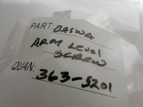 Bras Levier Vis 363-5201 Daiwa Reel part