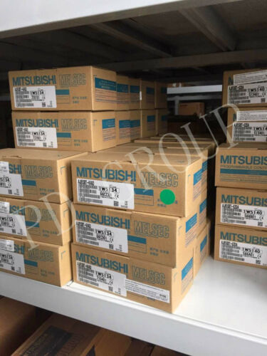 New In Box Mitsubishi AX41 PLC FREE INT SHIPPING AND 1 YEAR WARRANTY