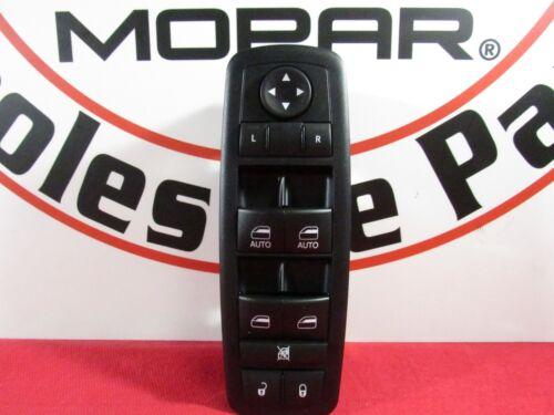 Dodge RAM 1500 2500 3500 Quad /& Crew Cab Master Window Switch NEW OEM MOPAR