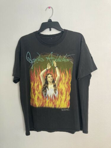 Vintage Janes Addiction Shirt 1989 Ritual De Lo Ha