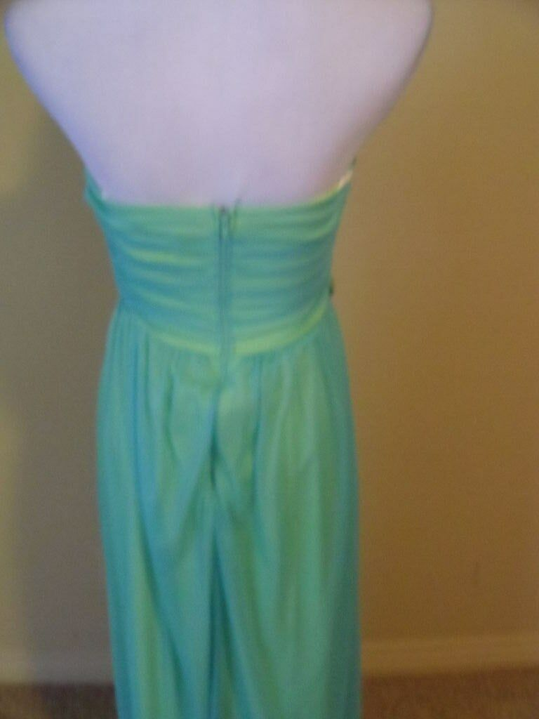 NWOT  Way Way Way in clothing  Dress, teal, size 3 049a95