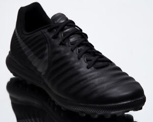 fe4bf2f87 Nike TiempoX Lunar Legend VII Pro TF Men New Black Football Shoes ...