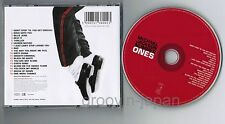 MICHAEL JACKSON Number Ones ARGENTINA CD 2-513800 No Picture Sleeve FREE S&H/PP