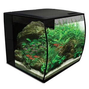 Fluval-Flex-LED-Nano-Aquarium-Tank-with-Integral-Filter-amp-Remote-optional-Heater