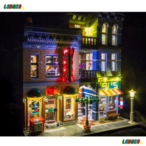 LED Beleuchtungsset für Lego® für 10246 von ledako light kit germany