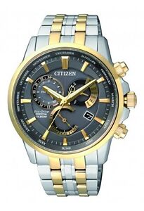 Citizen Eco-Drive BL8144-89H Perpetual Calendar Alarm Men's Watch RRP $1100.00