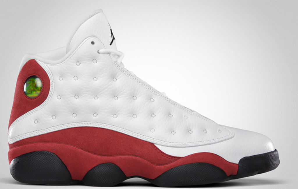 NEW Nike Air Jordan 13 Retro XIII OG CHICAGO Red White Men's Sz 11~12